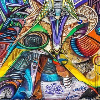 Elettrici graffiti