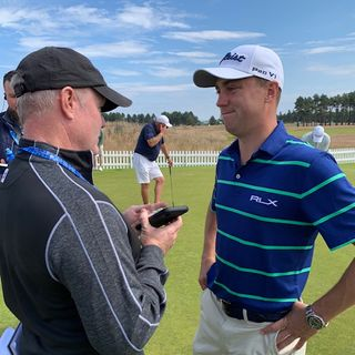 Fairways of Life w Matt Adams-Wed July 10 (Rory McIlroy, Justin Thomas, Live from Scottish Open)