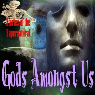 Gods Amongst Us | Interview with Caroline Cory | Podcast