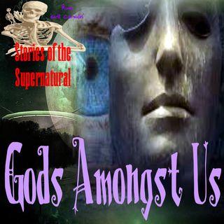 Gods Amongst Us | Interview with Caroline Cory | Podcast