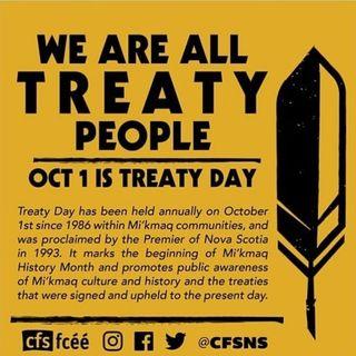 L'nu and Mi'kmaq History Month