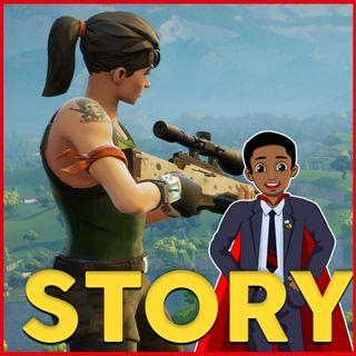 Fornite - Sleep Story