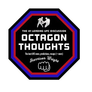 Ep. 2 MMA analyst James Lynch joins Octagon thoughts, Powered by Mayflower Sports