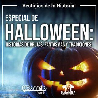 Especial de Halloween: historias de brujas, fantasmas y tradiciones