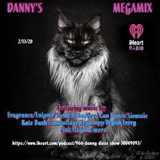 Danny's Megamix  February 2020