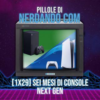 [1x29] Sei mesi di Console Next Gen