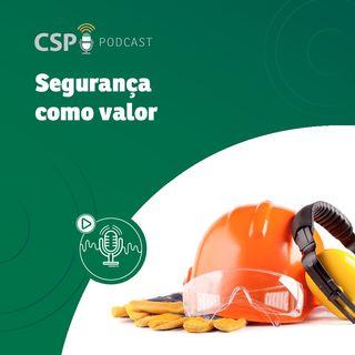 CSP Podcast T02 EP30 - Como manter a total segurança em uma equipe de alta performance na indústria