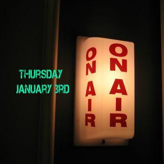 Thursday, January 3rd
