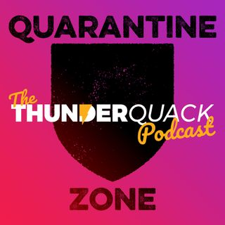 Quarantine Zone with Karl Laclair