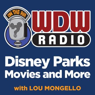 WDW Radio # 596 - Listener Email: Brunch, books, bars, bygone days, and more!