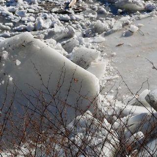 Ice Jam Causes Athol Bridge Closure