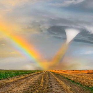 RADIO ANTARES VISION - La crisi COVID-19: Trasformare un tornado in un arcobaleno