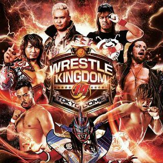 Épisode Hors-Série :  WRESTLE KINGDOM 14 de la NJPW