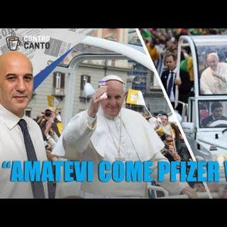 """""""Amatevi come Pfizer vi ama"""" - Il Controcanto - Rassegna stampa del 19 Agosto 2021"""