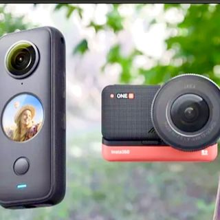 DJI Pocket 2  vs INSTA360 ONE x2  vs ONE R