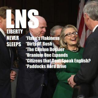 Liberty Never Sleeps 10/26/17 Show