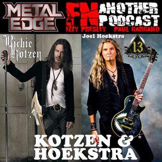METAL EDGE MAGAZINE PRESENTS RICHIE KOTZEN & JOEL HOEKSTRA
