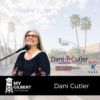 EP09: Dani Cutler - Radio DJ @ 93.9 KWSS, Content Creator & CASA Advocate