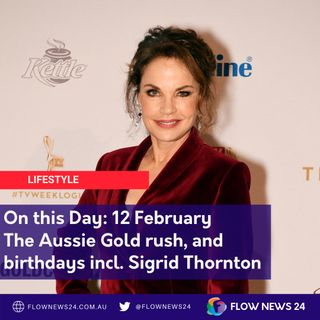 On This Day - 12 February - History Remixed with Court on the Breaky Flow