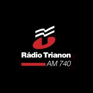 Dr. Mario Sabha na Rádio Trianon AM 740 kHZ
