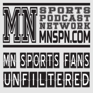 Minnesota Sports Fans Unfiltered 66 - The Rock and Roll episode