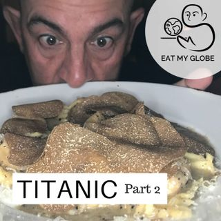 Part 2 From Consommé to Cabin Biscuits: Dining on the Titanic