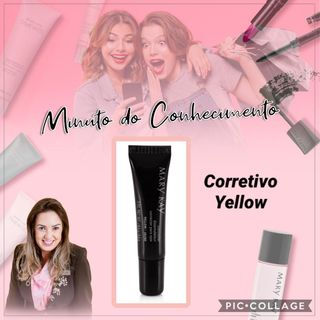 Corretivo Yellow