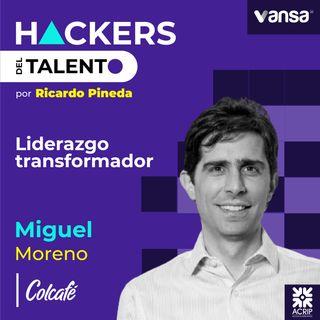 072. Liderazgo Transformador - Miguel Moreno (Colcafé)  -  Lado A