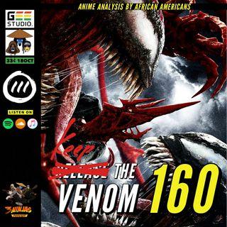 Issue #160: Keep The Venom