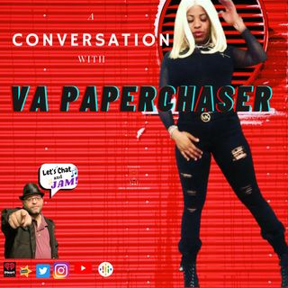 A Conversation With VA Paperchaser