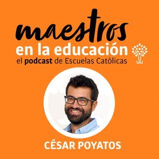 E05 César Poyatos. La protagonista es tu audiencia