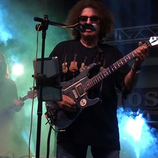 ALBERTO RADIUS E LA SUA FORMULA 3 Live in Casalguidi (Pistoia)