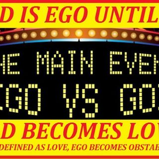 Is There Noway Out? Ego, the other pride.