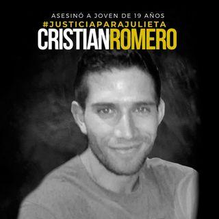 EP 26: CRISTIAN ROMERO ASESINÓ a joven y la ENTERRÓ en su PATIO - Argentina #JusticiaParaJulieta