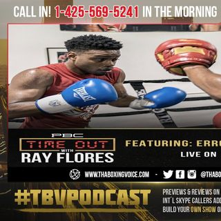 ☎️Errol Spence On Crawford: Gamboa HURT'EM The Russian DROPPED'EM, I'll Definitely STOP'EM🔥