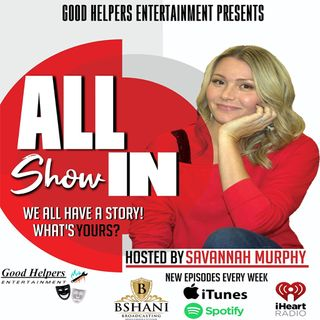 All IN SHOW - (Ep - 1909) CHEF KIRK BOUDREAX JR  COOKING WITH EXCELLENCE