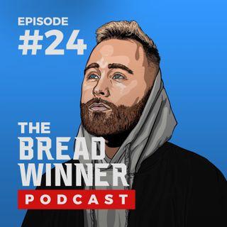 Rowlan || Episode #24 ||The BreadWinner Podcast ft. Tyler Harris