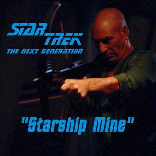 "Season 5, Episode 12 ""Starship Mine"" (TNG) with Ryan Britt"