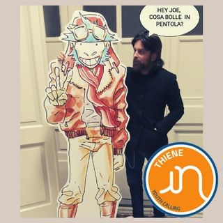 ANG in Radio Youth Calling –  Role Model: intervista a Marco Greselin, fumettista e illustratore