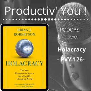 Holacracy, management pour un monde qui bouge