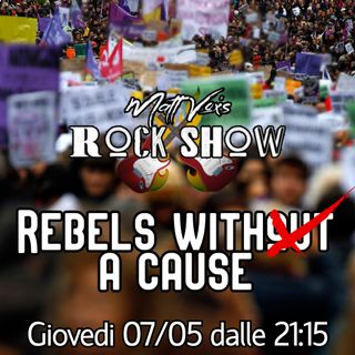 07/05/2020 Rebels with a cause