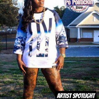 Episode 335 - Artist Spotlight - La Chat | @dareallachat