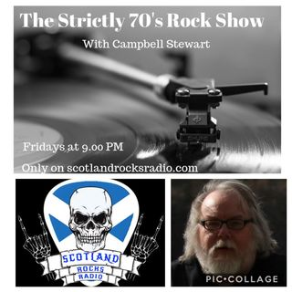 The Strictly 70's Rock Show - SRR