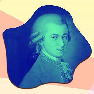 Mozart – från spralligt underbarn till plågat vuxengeni