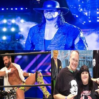 Goodbye Taker and The Crazy World of Wrestling