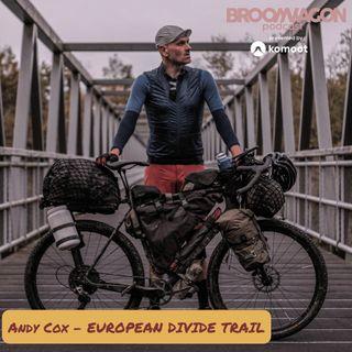 Andy Cox European Divide Trail #doubletrackfanatic
