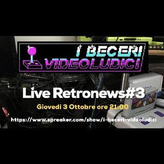 Live Retronews #3
