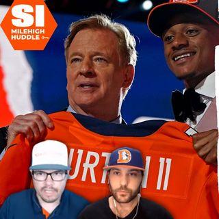 HU #679: Gut Reaction | Broncos' 10-Player Draft Class