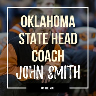 Oklahoma State head coach John Smith - OTM561