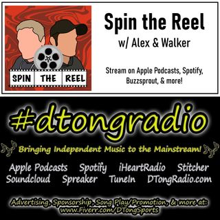 #NewMusicFriday on #dtongradio - Powered by spinthereel.buzzsprout.com